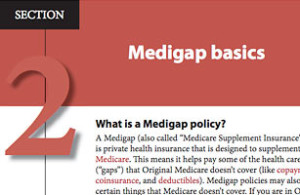 what are medigap plans